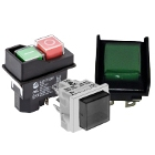 Square Push Button Switches