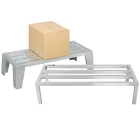 Stainless Steel and Aluminum Dunnage Racks