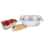 Vollrath Super Shape Steam Table Food Pans