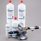 Water Filter Kits and Cartridges for Cold Beverage Equipment