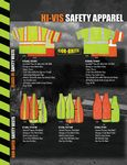Cordova Hi-Vis Safety Apparel Brochure