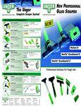 Unger Glass Scraper Brochure