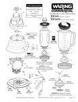 BB160, BB160S Parts Diagram