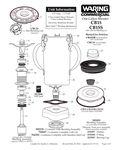 Parts Diagram - CB15