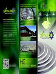 Genuine Manufacturing Brochure