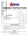 FMA Locker Assembly Instructions