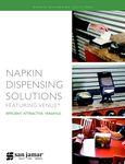 San Jamar Napkin Dispenser Brochure