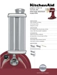 KitchenAid 519KPRA Spec Sheet