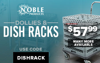 Noble Dish Racks & Dollies