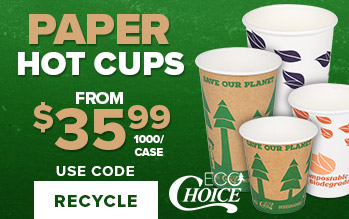 Eco-Choice Biodegradable Cups