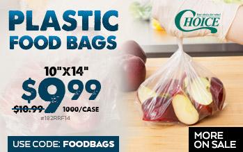 Food Bags Sale