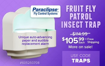 Paraclipse Fly Traps on Sale