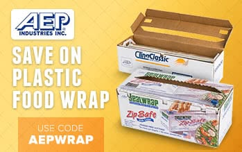 AEP Food Wrap on Sale