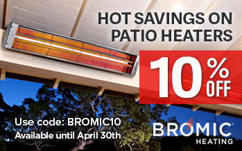 10% Off Bromic Products