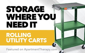 Rolling Utility Carts