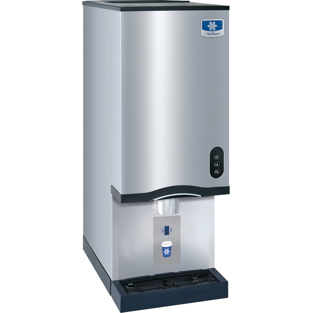 Countertop Ice Machine Australia : Manitowoc RNS-20AT Air Cooled Countertop Ice Maker and Water Dispenser ...