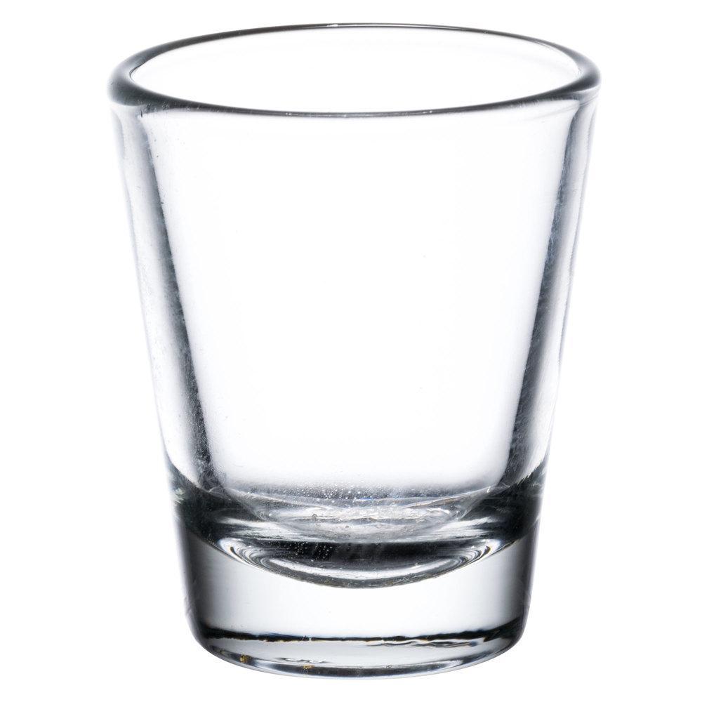 Oz In Shot Glass