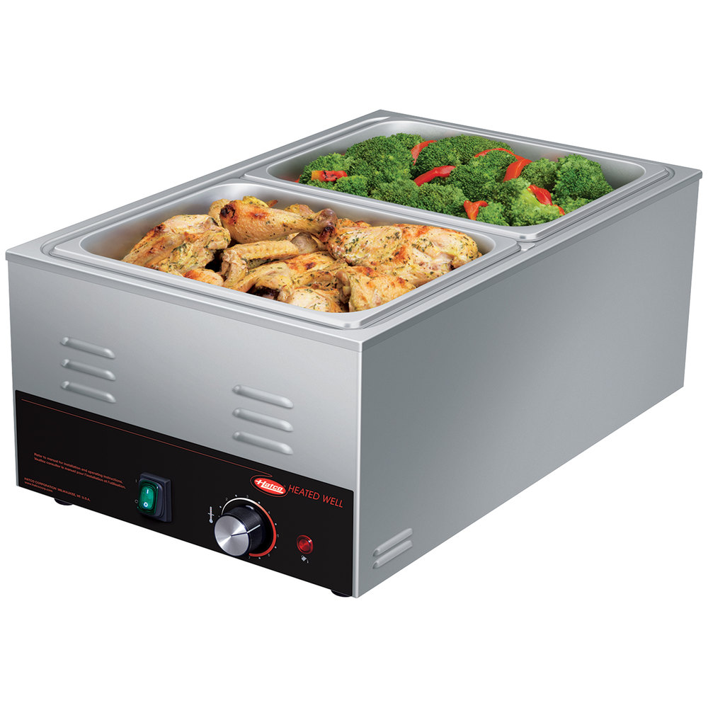 Food Warmers For Transporting Food ~ Hatco hw ful full size countertop food warmer v w