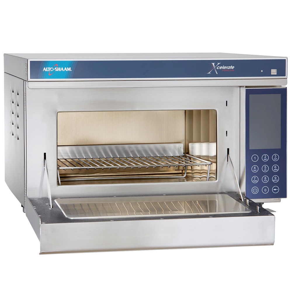 ... Shaam XL-400 Xcelerate High-Speed Accelerated Cooking Countertop Oven