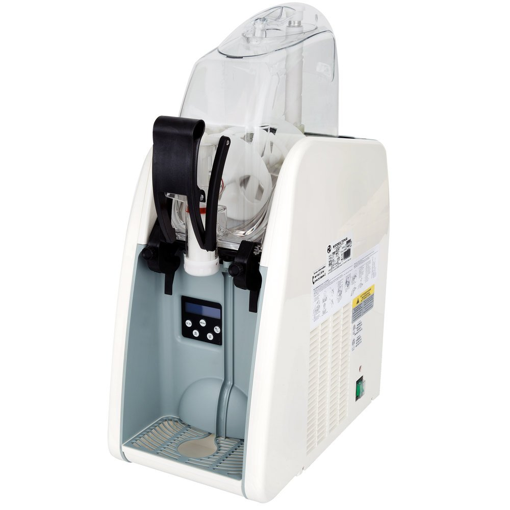 small commercial soft serve machine