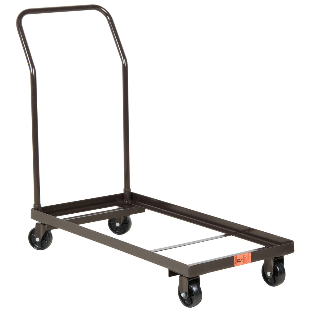 National Public Seating DY 700 Folding Chair Dolly