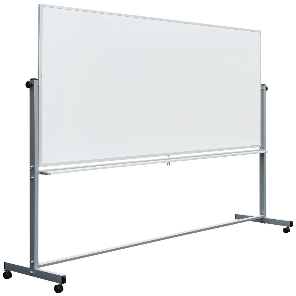 Luxor  Double Sided Magnetic Rolling Whiteboard