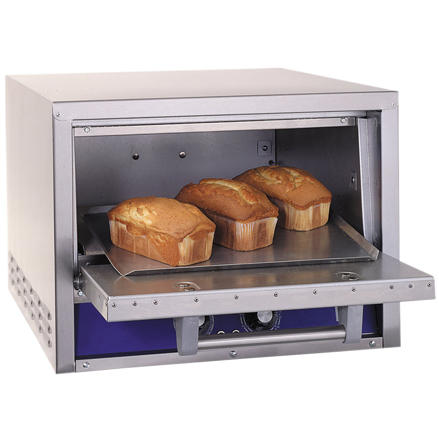 Countertop Oven Baking : ... Pride BK18 Electric Countertop Bake and Roast Oven - 120V, 1700W