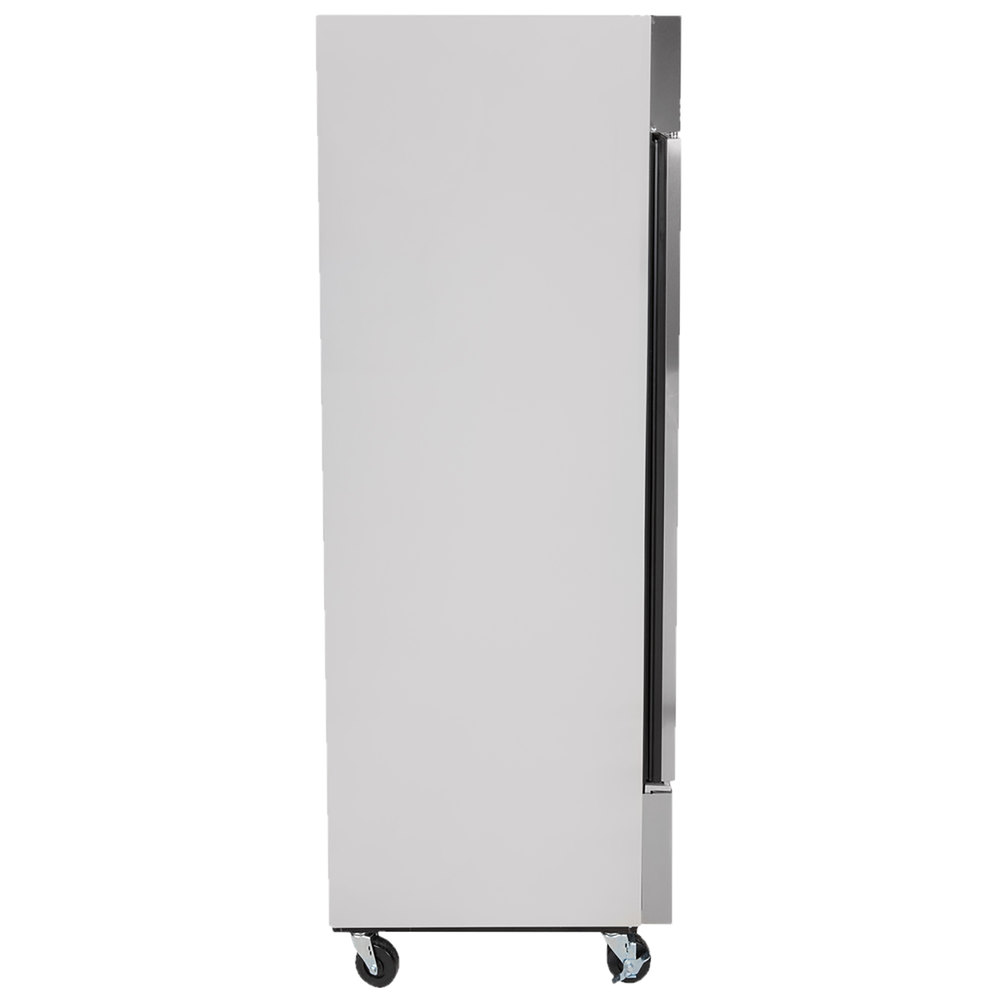 true ts 49f hc 54 stainless steel two section solid door reach in main picture image preview image preview