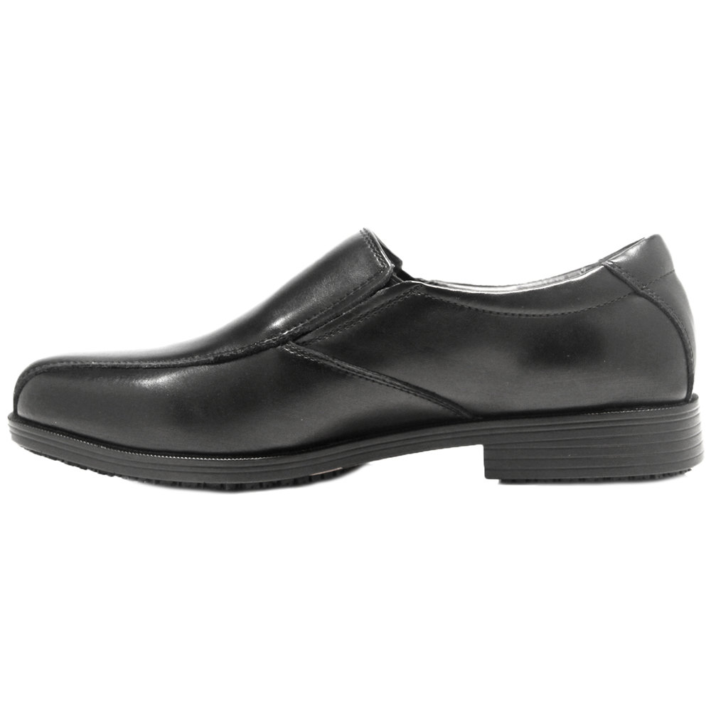 genuine grip 9550 s size 8 5 wide width black slip on