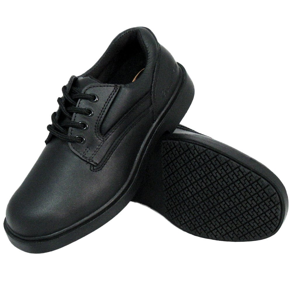 genuine grip 7100 s size 7 medium width black oxford