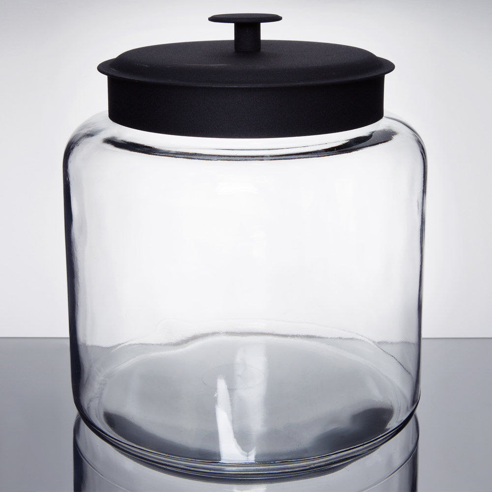 Anchor Hocking 88904 1 1 2 Gallon Glass Montana Jar With