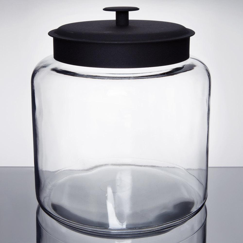 Anchor Hocking 88904 1 1 2 Gallon Glass Montana Jar With