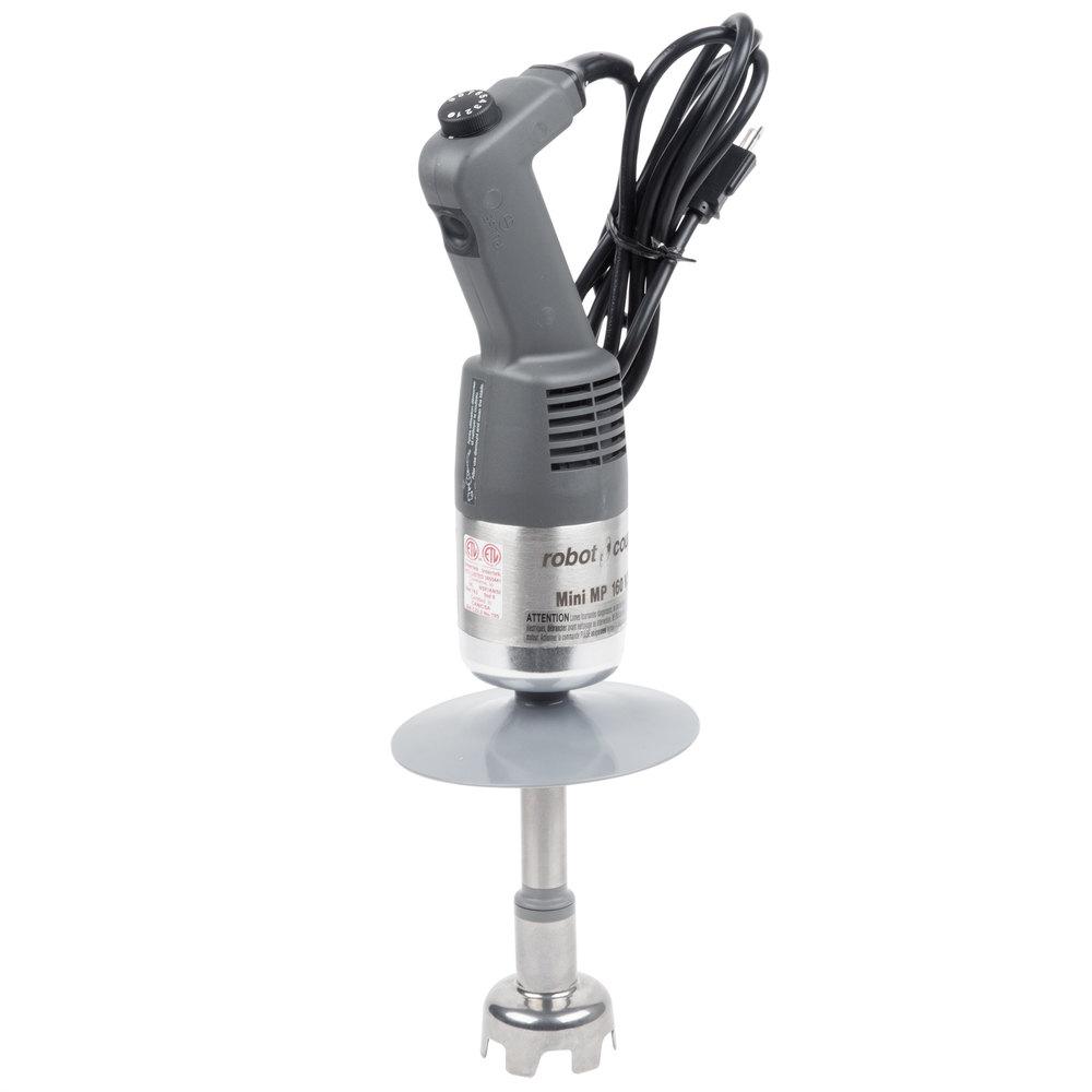 Mini Hand Blender ~ Robot coupe mmp vv quot mini immersion blender