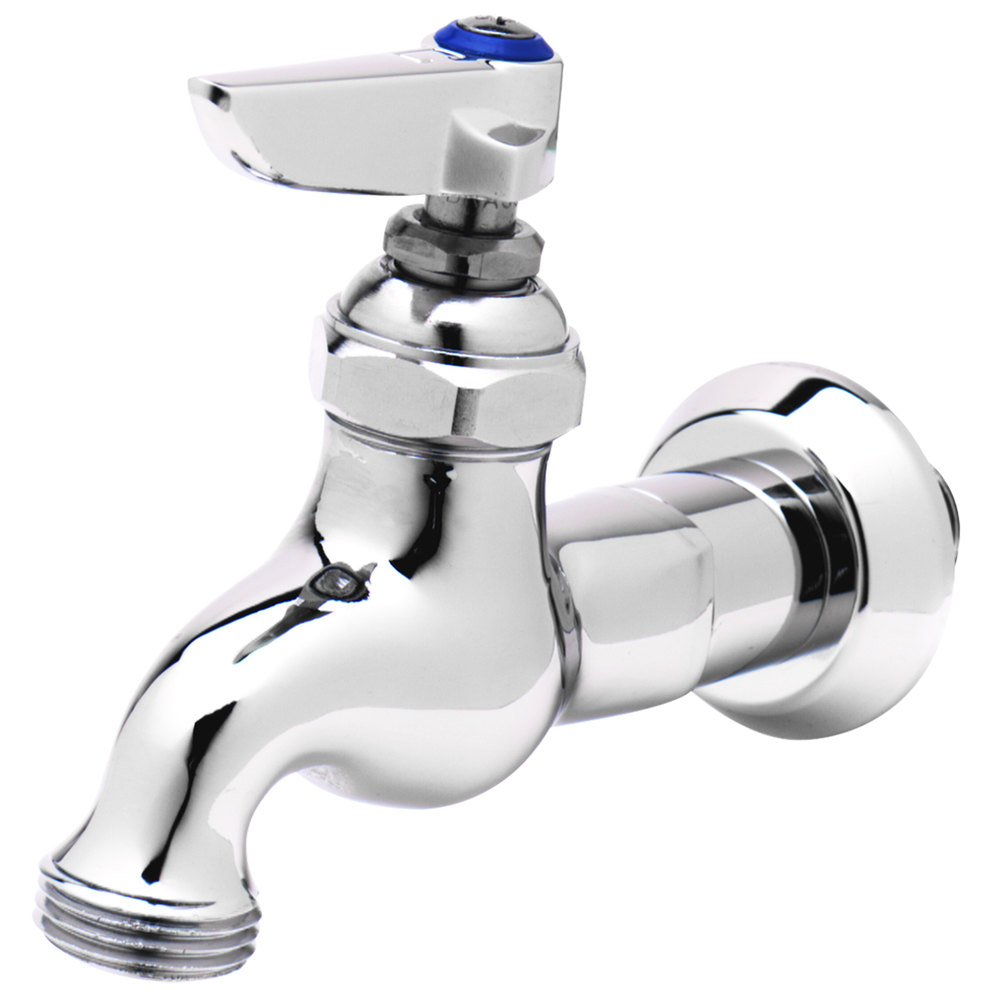 Mop Sink Hose : 0717 Single Sink Faucet with 1/2