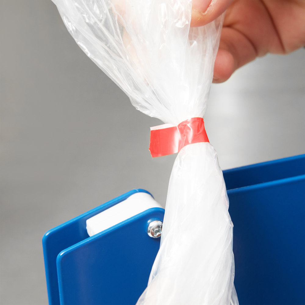 Plastic bag tape sealer -  Image Preview Image Preview