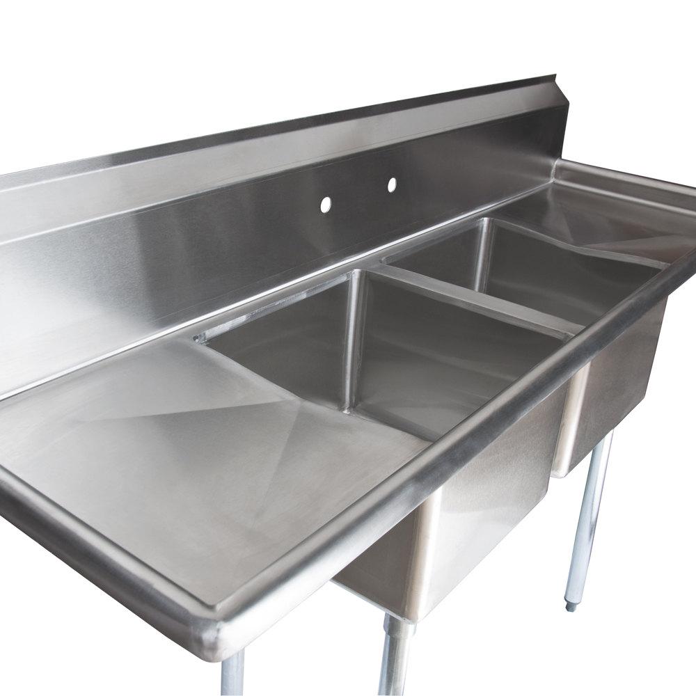 Kitchen Sink Stainless Steel Drainboard