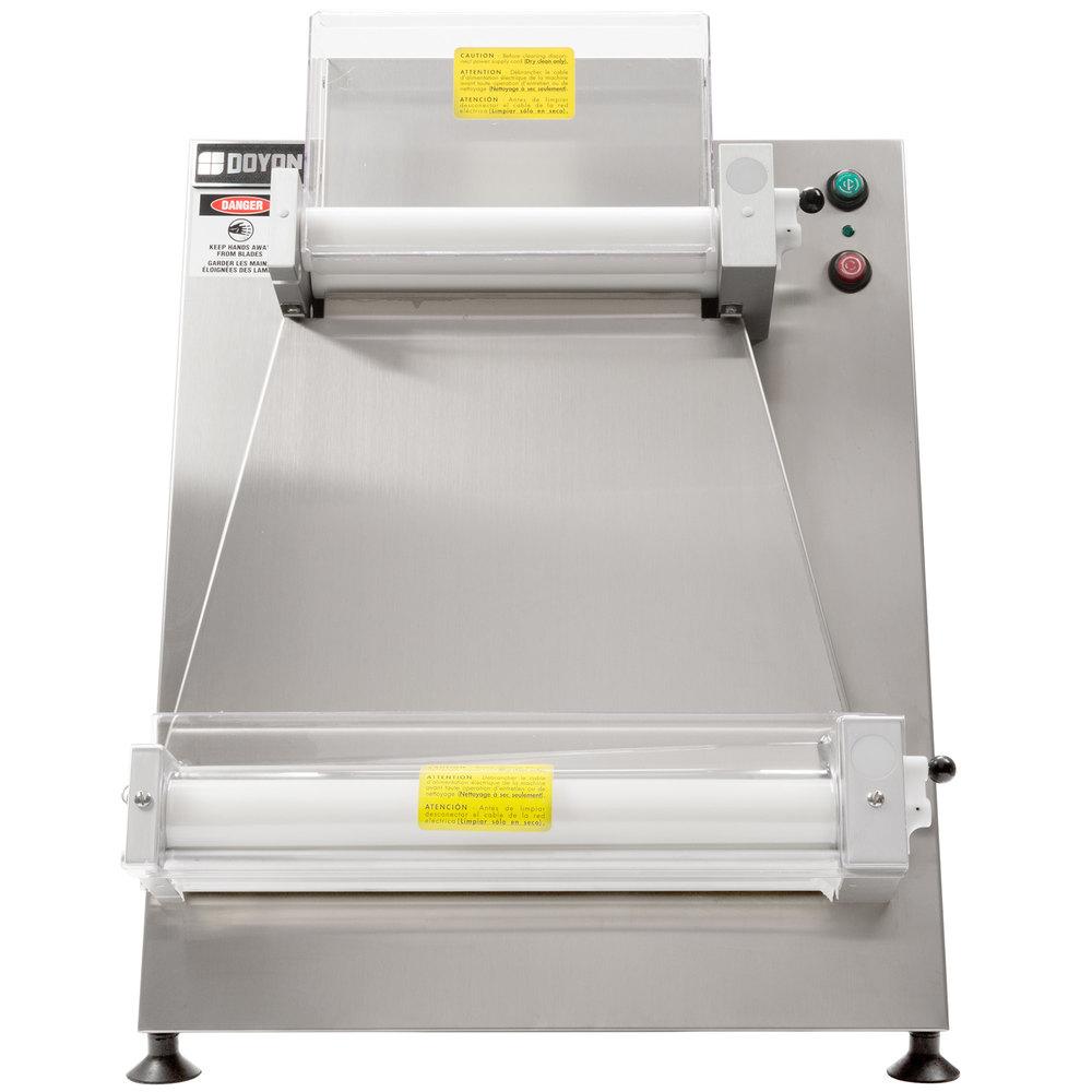 Countertop Dough Sheeter : Doyon DL18P Countertop 18