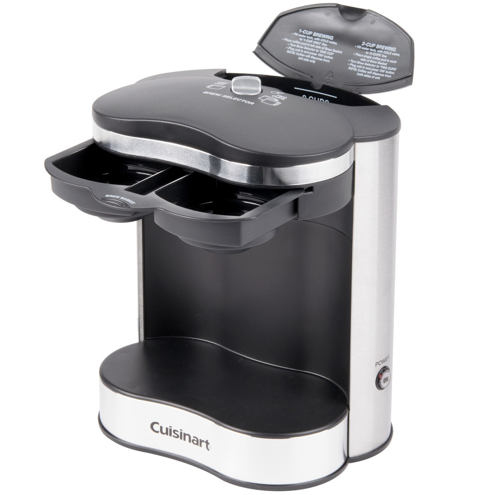 Cuisinart Coffee Maker Two Cup : Conair Cuisinart WCM11S Two Cup Coffee Maker - 120V