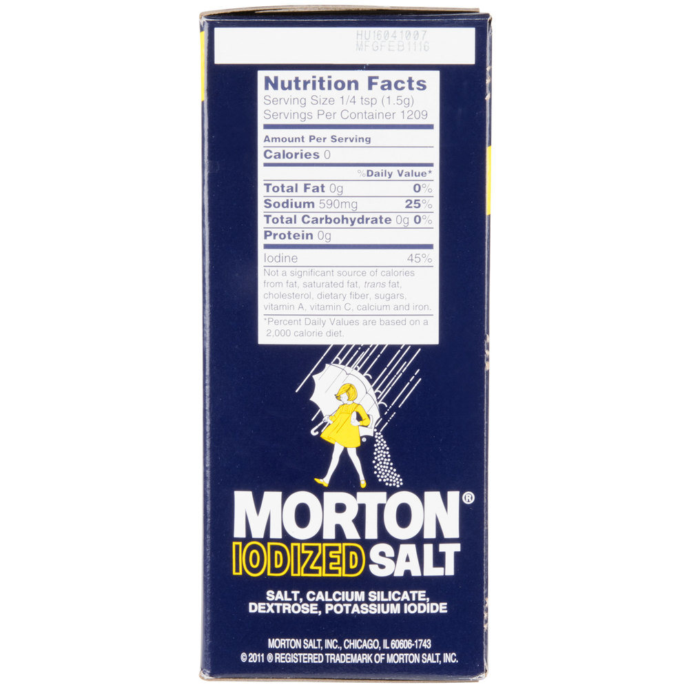 morton salt Morton salt was a vpp work place it took a while to accomplish lots of hard work between the company and the union but it was well worth it to work at a safe place and to have input into the processin maintenance we worked as a team to find and fix problems when they arose.