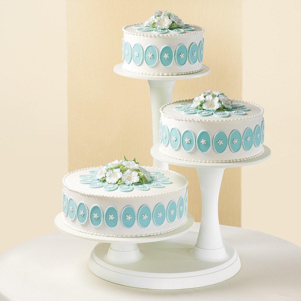 Three Tier Cake Stand Set