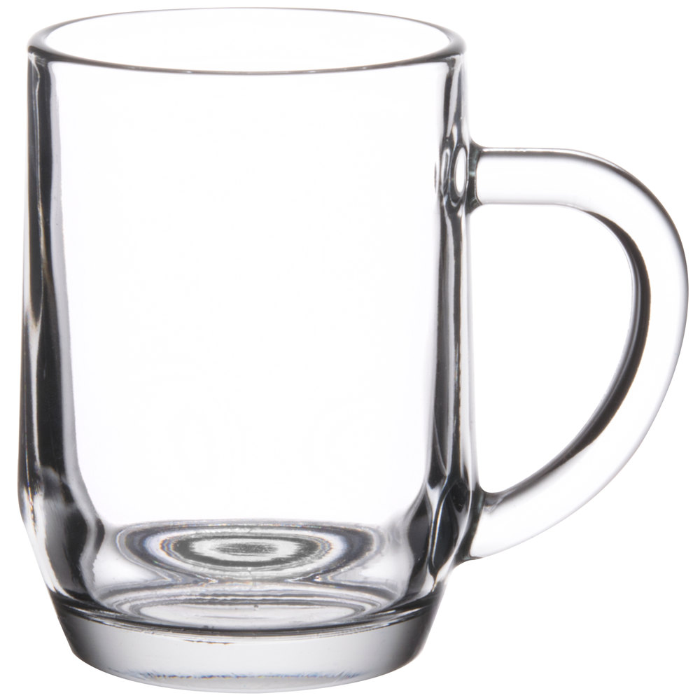 Libbey 5724 10 Oz Glass Coffee Mug 36 Case