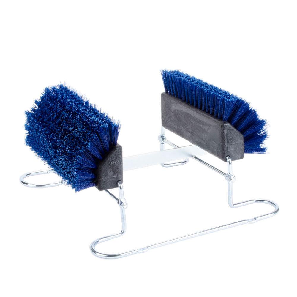 carlisle 4042414 sparta boot and shoe brush