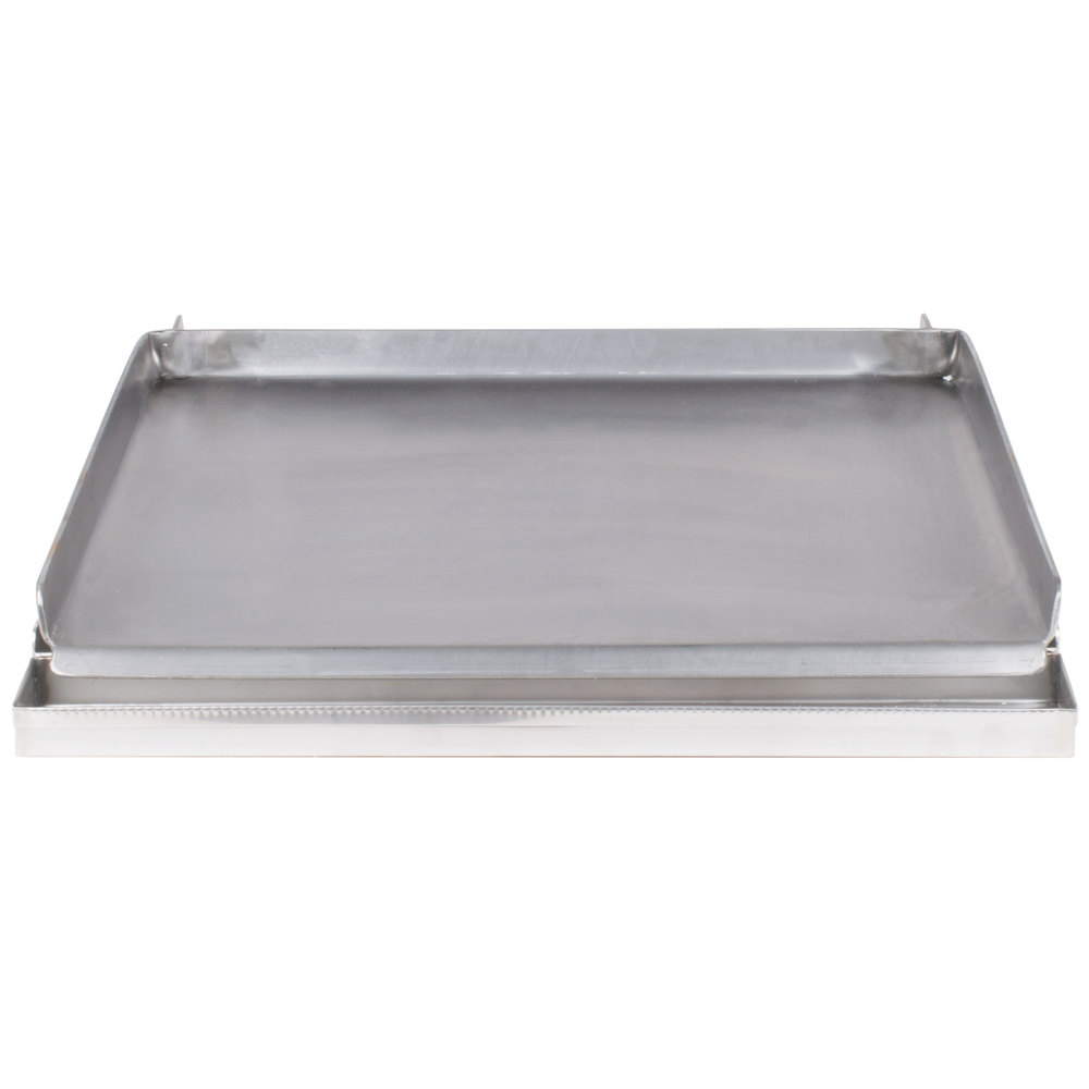 24 X 27 X 1 1 2 Add On Griddle Top