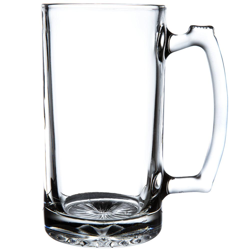Oz Glass Beer Mug