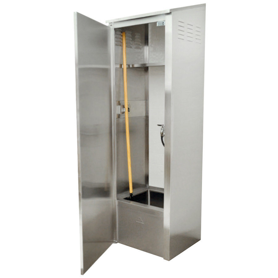 Metal Sink Cabinet Advance Tabco 9 Opc 84 Stainless Steel Mop Sink Cabinet 25 X 22
