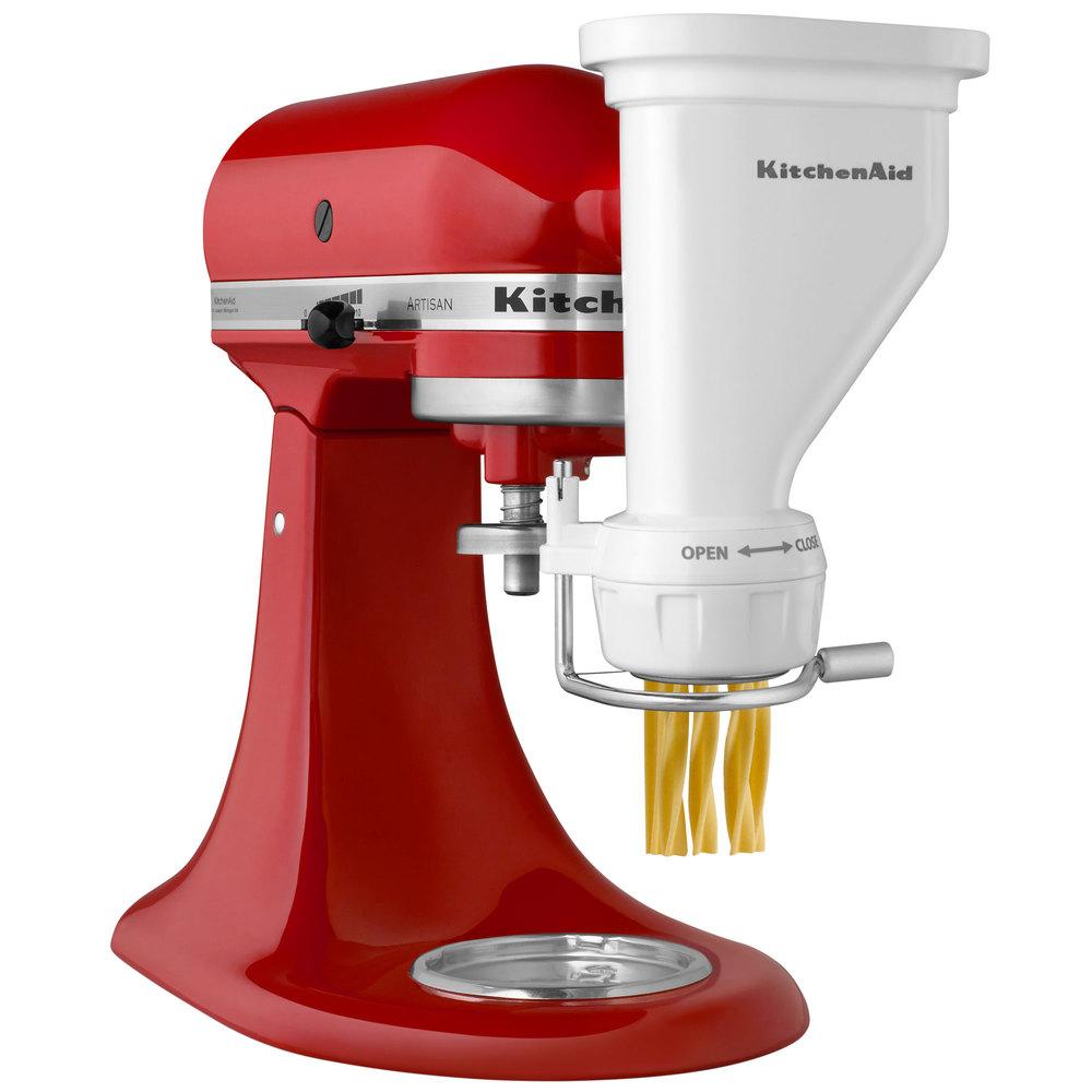 Kitchen Aid Attachments: KitchenAid KPEXTA Pasta Press Attachment For KitchenAid