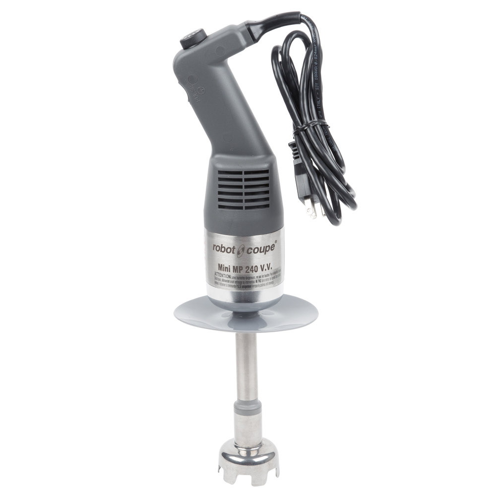 Mini Hand Blender ~ Robot coupe mmp vv quot mini variable speed immersion