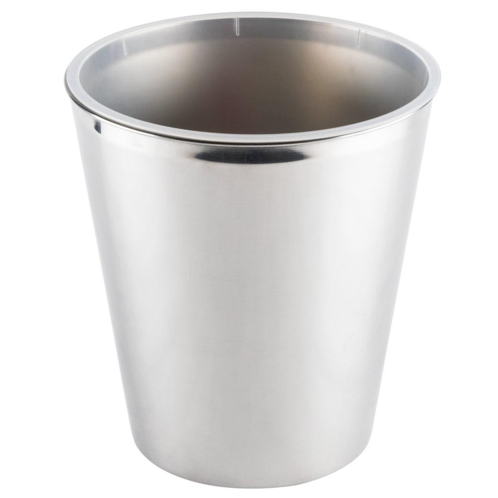 Bathroom collections bs wpl1 plastic hotel room for Bathroom wastebasket