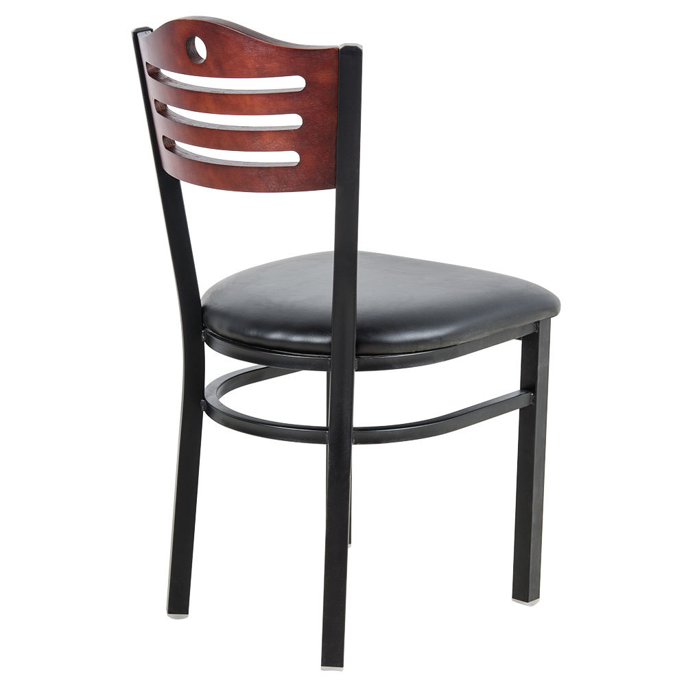 Lancaster Table Seating Mahogany Finish Bistro Dining Chair with – Bistro Dining Chair