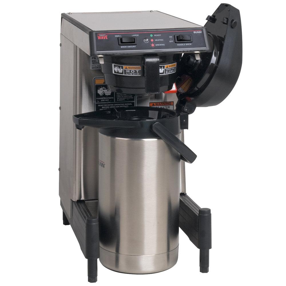 Bunn 39900 0006 Smartwave 15 S Aps Low Profile Automatic